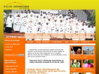 Eglisecatholique.ga - EGLISE CATHOLIQUE AU GABON -