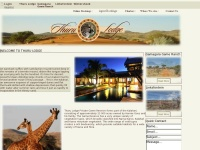 Thurulodge.co.za - Thuru Lodge