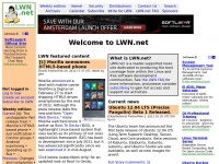 Welcome to LWN.net [LWN.net]