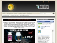 Saturnargentina.com.ar - Home - Saturn Supplements Argentina