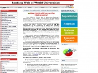 Webometrics.info - Welcome to Ranking Web of Universities | Ranking Web of Universities