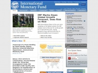 IMF -- International Monetary Fund Home Page