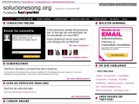 solucionesong.org Thumbnail