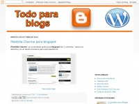 Plantillas Blogspot