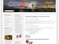 Aghapy.tv - Aghapy TV the church in your home