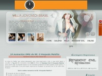 Milla Beauty Center | First biggest and best source of news about the beauty of Ukrainian actress Milla Jovovich
