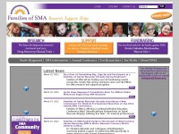 Fsma.org - Spinal Muscular Atrophy - Families of SMA - Research Support Hope