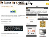 Be Linux my friend
