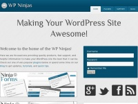 Wpninjas.net - Making Your WordPress Site Awesome! - WP Ninjas