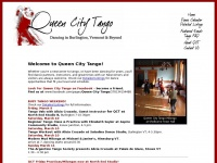 Queencitytango.org - Queen City Tango   Connecting You with Tango Opportunities throughout Vermont!