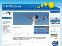Tennis Senior - The website for Senior Tennis Players