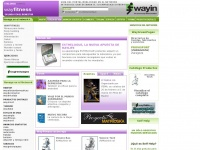 Wayfitness.net - Health, fitness, vitamins and weight loss products store
