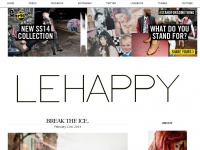 LE HAPPY - by Lua : LE HAPPY