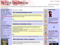 Englishchess.org.uk - The English Chess Federation