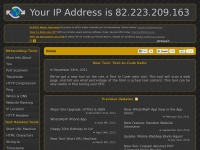 Whatsmyip.org - What's My IP Address? Networking Tools & More