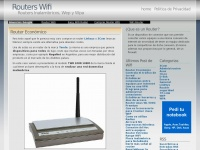 Routerwifi.com.ar - Routers Wifi