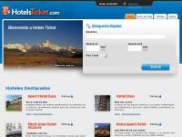 Hotels Ticket ::