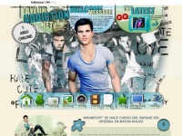 Taylor-addiction.net ~ Your Ultimate & Exclusive #1 Source For Taylor Lautner