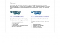 Watereuse.org - WateReuse | Increasing Safe and Reliable Water Supplies