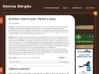 Denisa Bârgău ✿ | blog my mind