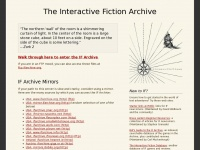 Ifarchive.org - The Interactive Fiction Archive