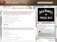 Sony Music Latin | The Official Sony Music Latin Website