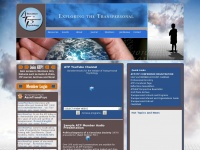 Atpweb.org - The Association for Transpersonal Psychology promoting a vision of the universe as sacred.