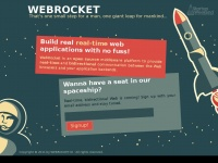 WEBROCKET.IO - Real-time Web is coming...