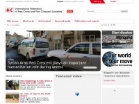 Ifrc.org - International Federation - International Federation of Red Cross and Red Crescent Societies