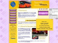 Vea-shuttle.co.uk - VEA takes care of your transport between Disneyland® Paris and airports
