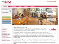 Eibe.net - Playground equipment, play units and playground accessoires - eibe
