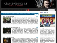 Game of Thrones Online Subtitulado y en HD - MiraGameOfThrones.com
