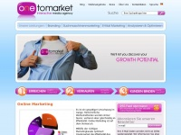 Onetomarket.de - Online marketing Agentur Suchmaschinen Marketing, Suchmaschinen Optimierung Onetomarket