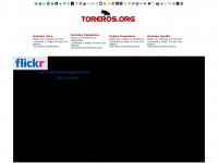 Toreros.org - Redes Sociales Facebook Twitter Youtube