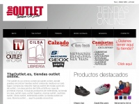 La Tienda Outlet en Casa, productos anunciados en tv teletienda, outlet zapatos, libros outlet, mascotas outlet. The Outlet