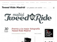 tweedridemadrid.com