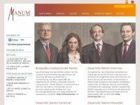 Manum Consulting Group - Talent DevelopmentGrupo Manum