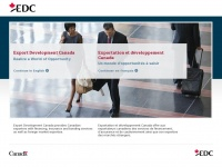 Edc.ca - Export Development Canada (EDC)