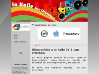 LAKalleSANCristobal.com: The Leading LA Kalle SAN Cristobal Site on the Net