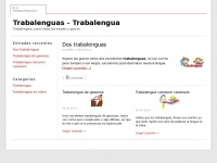 Trabalenguas.com.mx - TRABALENGUAS – Trabalengua