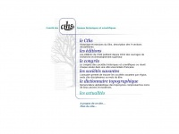 Cths.fr - CTHS - Page d'accueil