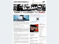 30secondstomars.nl