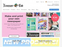 Newspaperclub.co.uk - Newspaper Club | Helping people to make and print their own newspapers
