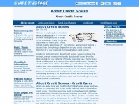 Aboutcreditscores.net - About Credit Scores | Just another WordPress site