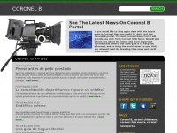 See The Latest News On Coronel B Portal