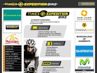 timexexpeditionbike.com.ar