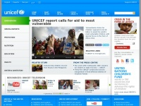 UNICEF | Children's Rights & Emergency  Relief Organization