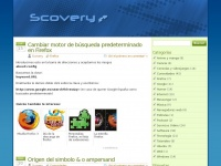 scovery.es
