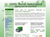 Hippyhouse.es - Growshop Barcelona / Semillas, fertilizantes, invernaderos - HippyHouse