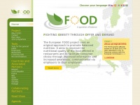 Food-programme.eu - FOOD Programme : Fighting Obesity through Offer and Demand